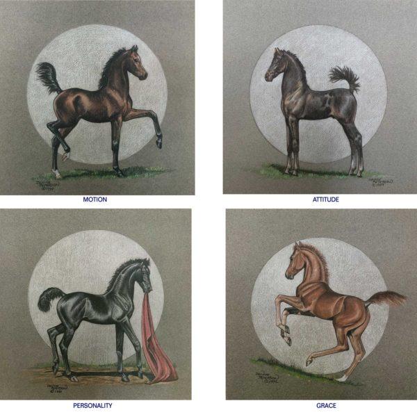 Set of 4 Prints